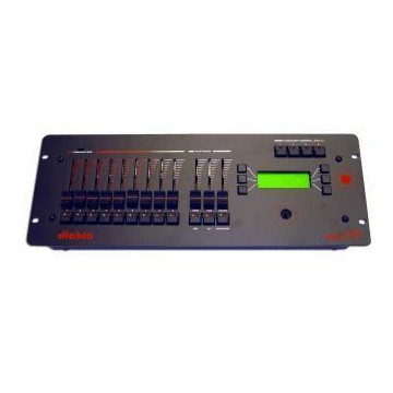 DIABLO CONTROL DESK. 18 FX ZERO 88
