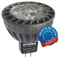 LAMPARA LED SYLVANIA DIM REFLED MR16 7W GU5.3 3000ºK 40º 350LM RD1