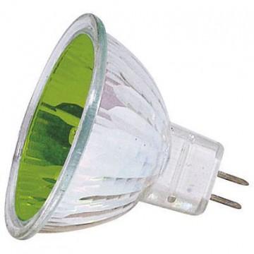 LAMPARA DICROICA VERDE 50W/12V 38º F-BRITE