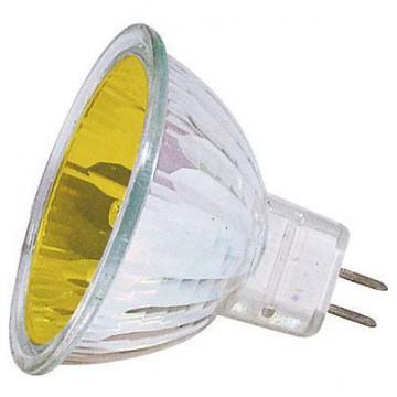 LAMPARA DICROICA AMARILLA 50W12V 38º F-BRITE