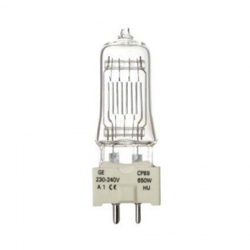LAMPARA CP89 650W/230V GY9,5 FRM 88461 GENERAL ELECTRIC