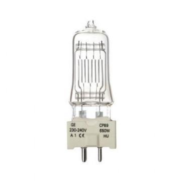 LAMPARA CP89 650W/230V GY9,5 FRM 93106496 Tungsram GE