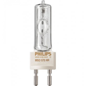 LAMPARA MSD 575 HR G-22 PHILIPS(91648500)