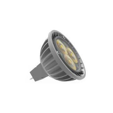LAMPARA LED TOSHIBA GU5.3, 6,7 W,35º, 4000 k25000H