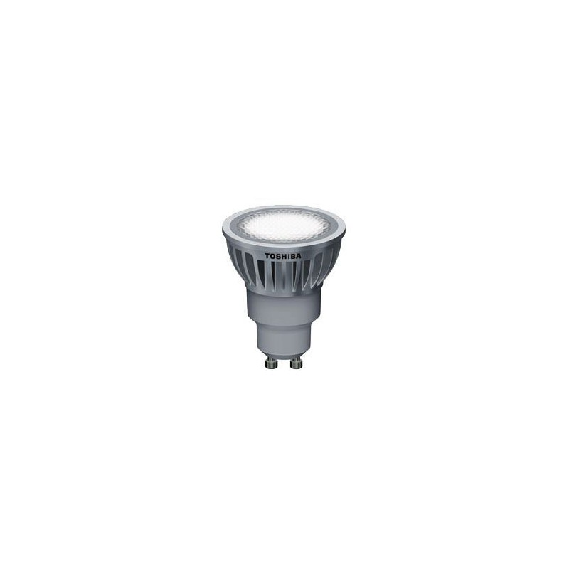W TOSHIBA GU10 LAMPARA LED 2700KRegulable 35º Siluj 6 8mNw0Ovn