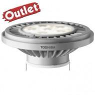 LAMPARA LED TOSHIBA AR111 G53 14,5 W 3000K 24º