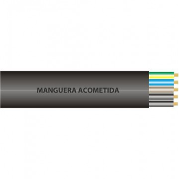 CABLE DE CORRIENTE 5 x 6mm