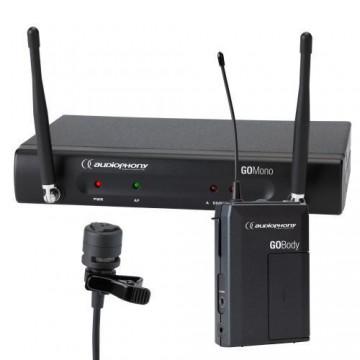 AUDIOPHONY PACK GO-LAVA Emisor de micro GO-LAVA +receptor GO-MONO