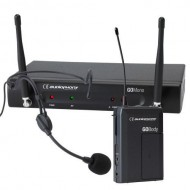 AUDIOPHONY PACK GO HEAD Emisor de micro GO-HEAD +Receptor GO-MONO