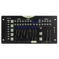 CONTEST PILOT-8, Control DMX para proyectores de 8canales asignables