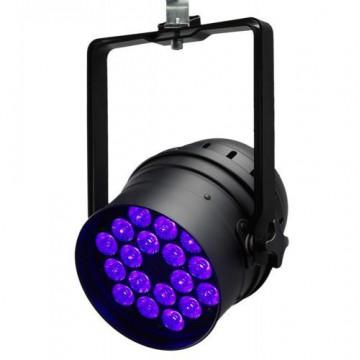 CONTEST irLED64-18x12SIXsb, Proyector PAR64 18 LEDde 12W RGBWA+UV +
