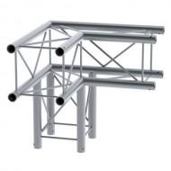 CONTEST DECO22Q-AG02 - Angulo de 90º de aluminio para truss de 220