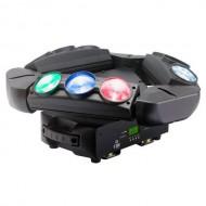CONTEST HELIPTIC 9x10QC ROTACION SIN LIMITES 9 LEDde 10W RGBW
