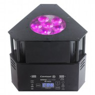 CONTEST PROYECTOR LED MINITRUSS 6TCb 6 LED x 3W RGB