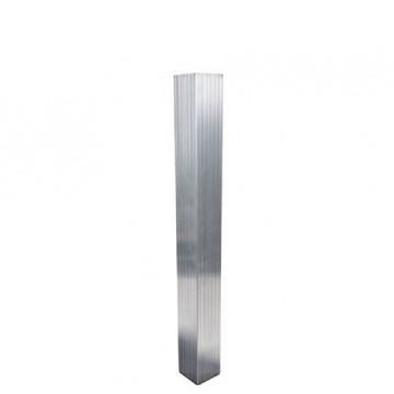 CONTEST PLTS-F80 PATA FIJA ALUMINIO DE 80 cm de alto
