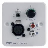 AUDIOPHONY, WP-1 Controlador mural para ZONEAMP4120 o PREZONA 44