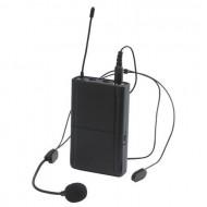 AUDIOPHONY CR80-HEADSET, Microfono transmisor cabeza para CR80A-COMBO