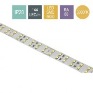 CONTEST PURETAPE14420-WARM, Tira 144 LED/m 5 m, BLANCO CALIDO 3000ºK