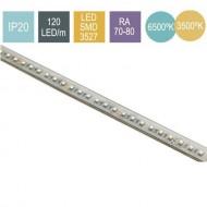 CONTEST PURETAPE12020 BLANCO FRIO-CALIDO IP20 5m 120 LEDs/m 3000+6000