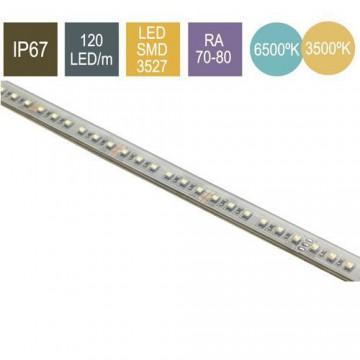 CONTEST PURETAPE12067 BLANCO FRIO-CALIDO IP67 5m 120 LEDs/m 3000+6000