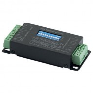 CONTEST, TAPEDRIVER-1, DRIVER DMX, 1 canal, 12-24VDC, 6A máx.