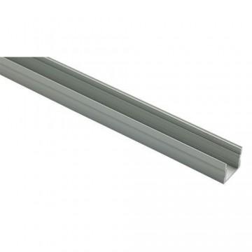 CONTEST TAPEprofil-B, barra aluminio 2 m, 15x17mm para tiras LED