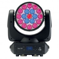 CONTEST HEZO300ZR cabeza 19 led RGBW 15W 4 N1 ZOOM