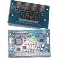 PCB DISPLAY WALLY 136 TRITON