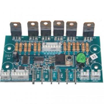 TRITON (PCB0393A/PCB0393B)TRANSISTORES PARA WALLY136