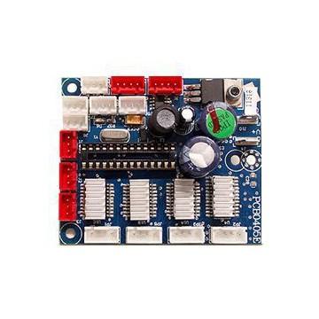TRITON PCB EFECTOS CON C.I. PARA WALLY MH20/SCANNER SC20( PCB0405E)