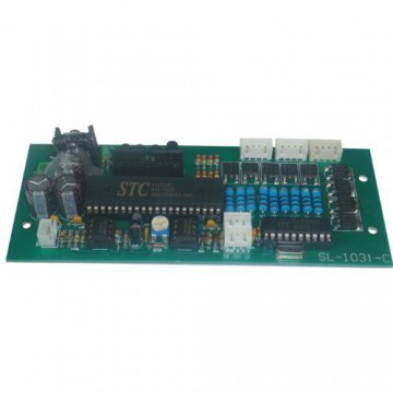 PCB SEÑAL+EPROM BARRA LED OUTDOOR