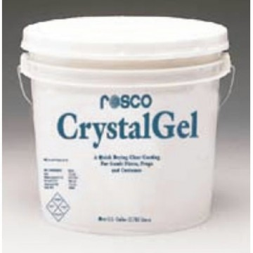 CRYSTALGEL. ROSCO ENVASE DE 1 GALON (3,8 LTS.)