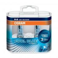 LAMPARA OSRAM 64193 CBI H-4 60/55W 12V P43T. Pack2 uds