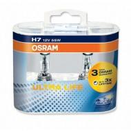 LAMPARA OSRAM 64210 ULT H-7 55W 12V PX26D. Pack 2uds