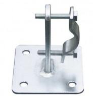 CONTEST, PAT50, Platina de fijación para tubo de 50mm