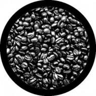 ROSCO GOBO VIDRIO 82207 COFFEE BEANS ByNfé), Blanco y Negro