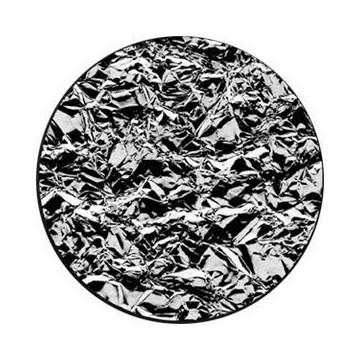 ROSCO GOBO VIDRIO 82722, CRUMBLE, Blanco y Negro