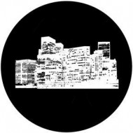 ROSCO GOBO VIDRIO 82735, CITYSCAPE 3, Blanco y Negro