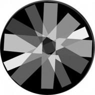 ROSCO GOBO VIDRIO 82757, ROUND THE BLOCK, ByN Negro