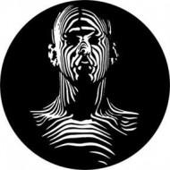 ROSCO GOBO VIDRIO 82780, CONTOUR FEATURES, Blanco y Negro
