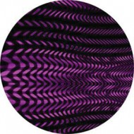 ROSCO GOBO VIDRIO 84422, MAGENTA TREAD, Color