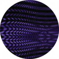 ROSCO GOBO VIDRIO 84423, INDIGO TREAD, Color