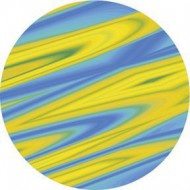 ROSCO GOBO VIDRIO 84426, SATURN YELLOW, Color