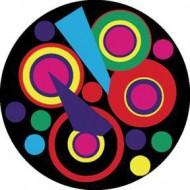 ROSCO GOBO VIDRIO 86607, POP TOP, Color