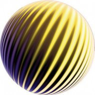 ROSCO GOBO VIDRIO 86627, EMOSPHERE AMBER, Color