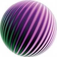 ROSCO GOBO VIDRIO 86628, EMOSPHERE MAGENTA, Color