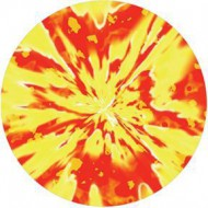 ROSCO GOBO VIDRIO 86630, INFERNO ABYSS, Color