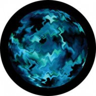 ROSCO GOBO VIDRIO 86729, AQUATIC MIx, Color