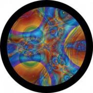 ROSCO GOBO VIDRIO 86743, SKY-DYE FUSION, Color