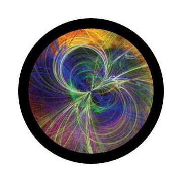 ROSCO GOBO VIDRIO 86744, STRING THEORY, Color